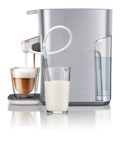 Senseo mit Milchaufschäumer | Senseo Duo-Latte im Test | {Kaffeepadmaschinen 50}