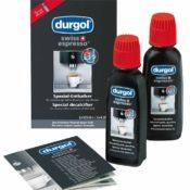 Durgol Swiss Espresso - Spezial-Entkalker - Kaffemaschinen, 2x125ml - 1
